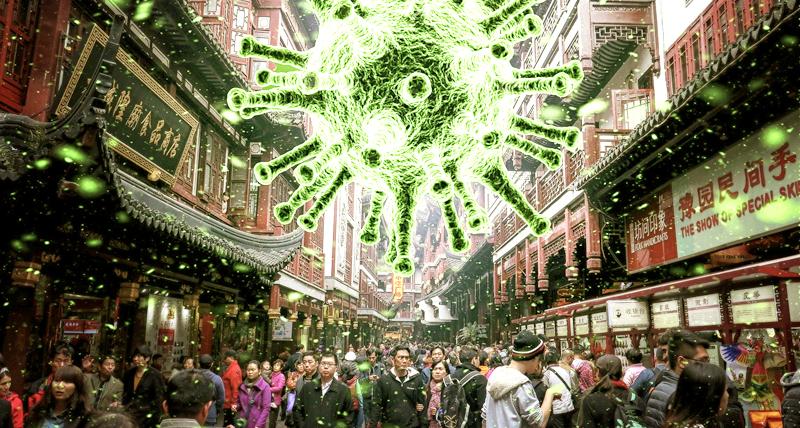 Virus Vũ Hán đặc biệt nhắm vào nhân loại.